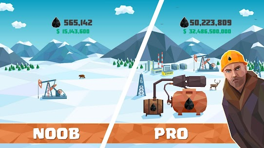 Idle Oil Tycoon: Gas Factory Simulator 1