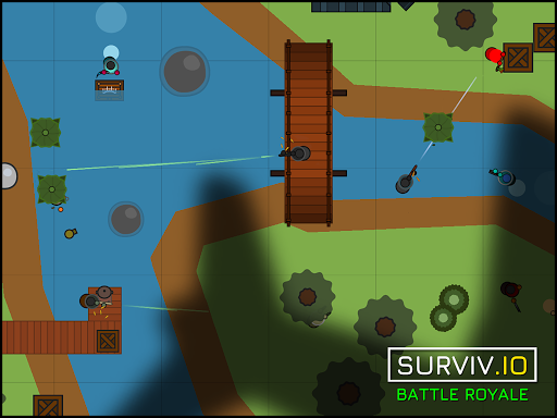 surviv.io - 2D Battle Royale 1.0.7 screenshots 6