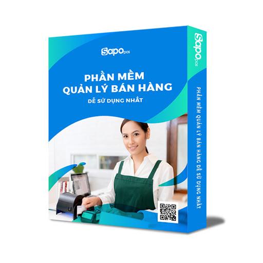 Phần mềm quản lý bán hàng SAPO POS (Mua mới 1 năm kèm phí khởi tạo)