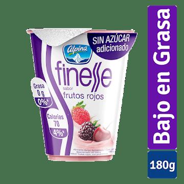 Yogurt ALPINA Finesse Frutos