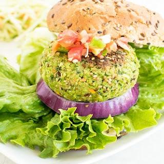 Veggie Burger Edamame Recipes