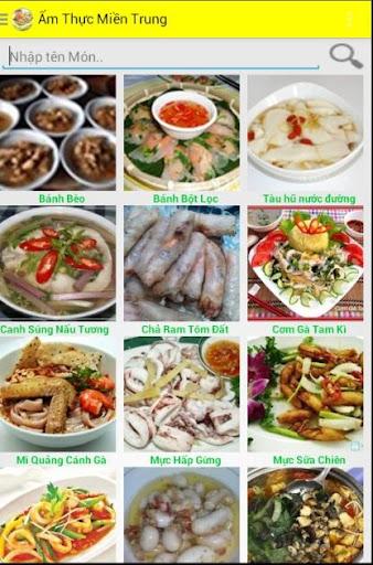 App Nấu Ăn Ẩm Thực Đồ Án TNĐH