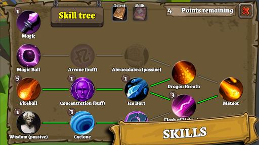 Deplo Dungeon RPG 9.0 screenshots 3