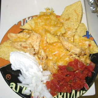 Miss Kitchenista - Chicken Nachos