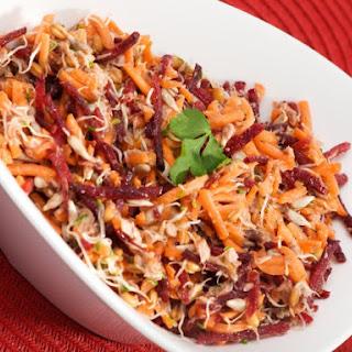 Beet & Carrot Salad
