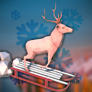 Game Animal Adventure: Downhill Rush v1.3 MOD