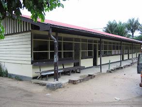 Photo: Een school in Witagron
