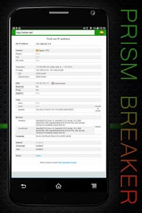 VPN App Prism Breaker 4 free- screenshot thumbnail