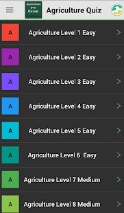 Download Agriculture Quiz For PC Windows and Mac apk screenshot 1
