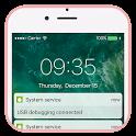 LockScreen Phone-Notification icon