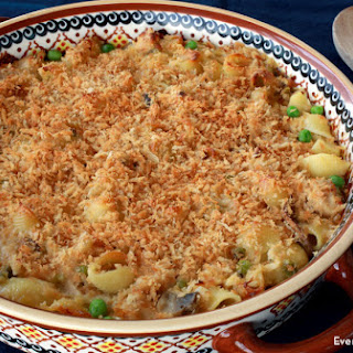 Tuna Casserole With White Sauce Recipes