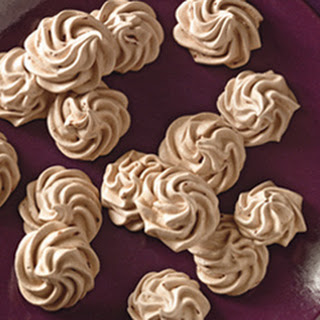 Chocolate-Coffee Meringues