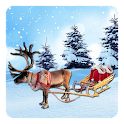 Christmas Reindeer LWP icon