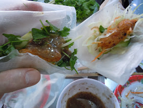 Photo: Nem nuong