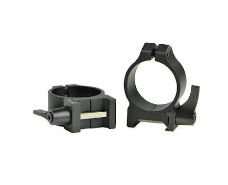 Warne 213LM 30mm QD Low rings