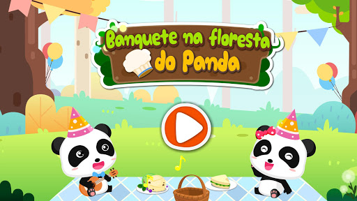 Banquete na floresta do Pandinha - Festa divertida screenshot 7