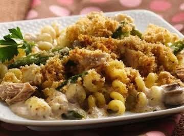Tuna Noodle Casserole (Toss Your Old Recipe! :)  )