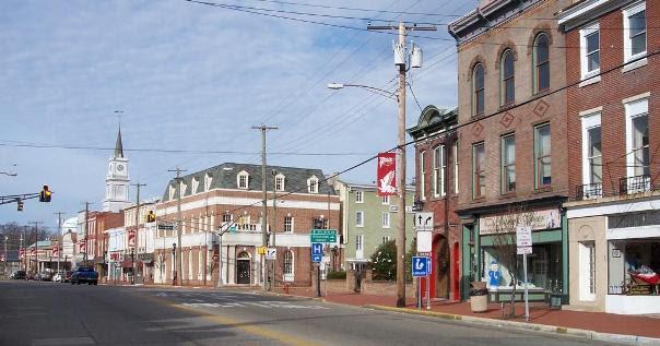 Salem, New Jersey