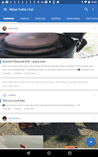 Weber Kettle Club- screenshot thumbnail