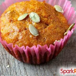2-Ingredient Pumpkin Muffins.