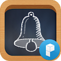 School Bell Launcher Theme icon