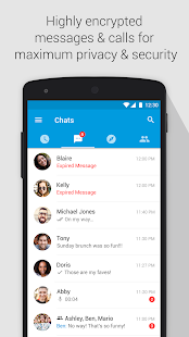 Screenshots of SOMA free video call and chat for iPhone