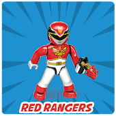 Red Rangers Ultimate Battle
