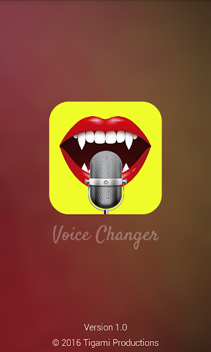 Voice Changer Funny Efects