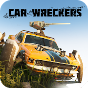 Car Wreckers Beta: Robot Cars PvP Shooter Warfare