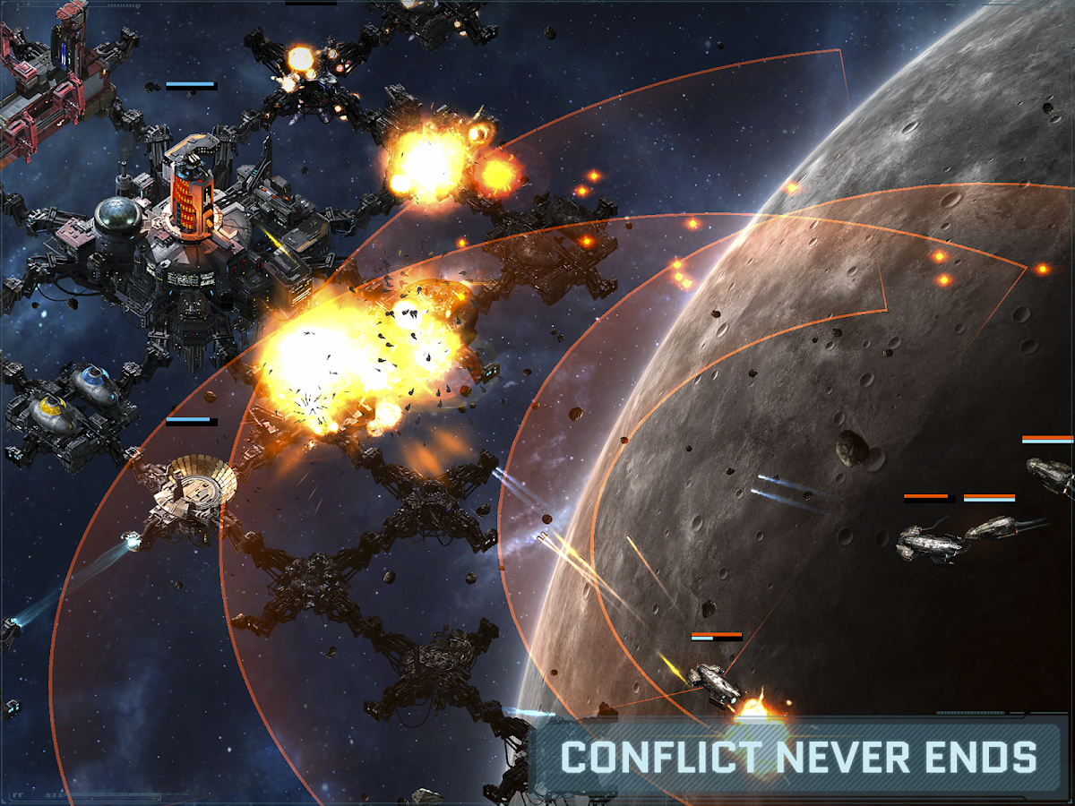 Взлом War Conflict на андроид - mods-android.com
