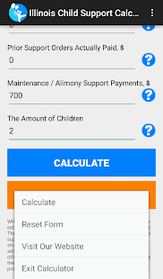 IL Child Support Calculator- screenshot thumbnail