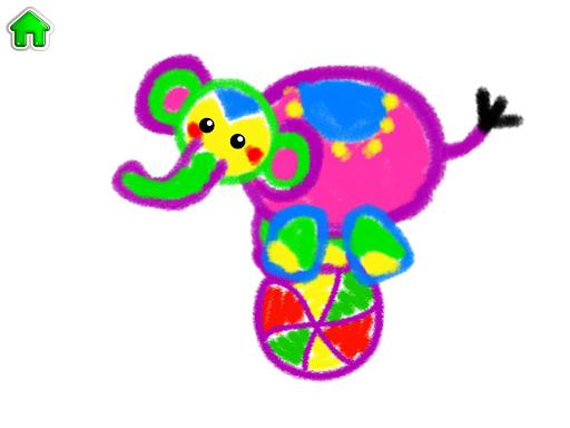 ABC DRAW ud83cudfa8 Kids Drawing! Alphabet Games Preschool  screenshots 12