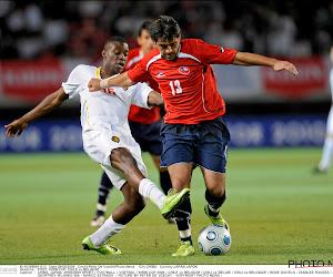 📷 🎥 Throwback naar de Kirin Cup 2009 en de laatste caps voor een Carolo, maar nu is er Joris Kayembe