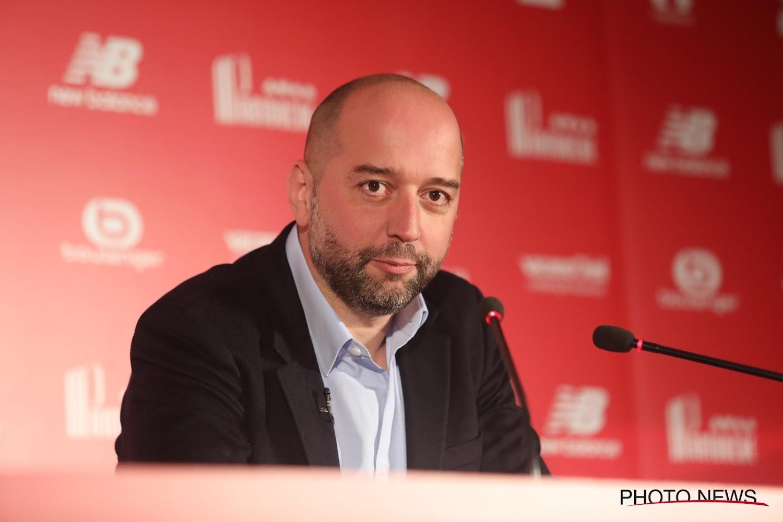 Mouscron est sans nouvelles de Gérard Lopez - Walfoot.be