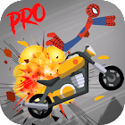 Stickman Flatout - Destruction PRO icon