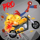 Stickman Flatout - Destruction PRO icon