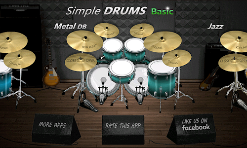Simple Drums - Basic screenshot 5