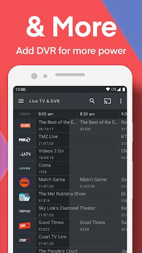 Plex: Stream Free Movies, Shows, Live TV & more modavailable screenshots 7