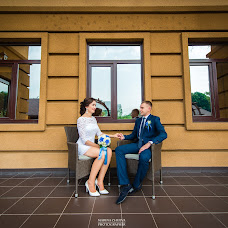 Wedding photographer Marina Chueva (MarinaChueva). Photo of 04.09.2016