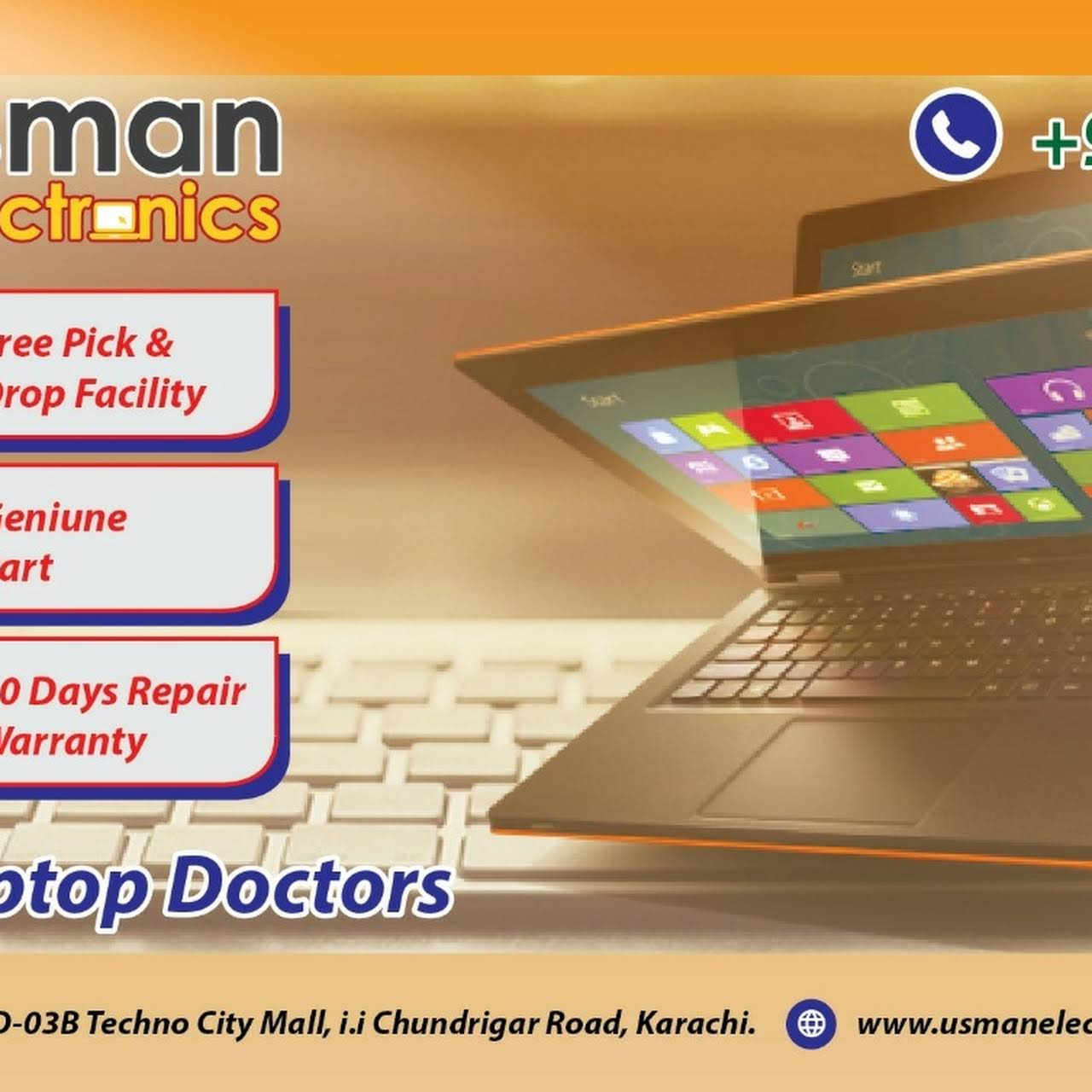 Usman Electronics - Electronics Store in Karachi