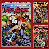 The Adventures of Red Sonja