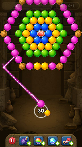 Bubble Pop Origin! Puzzle Game screenshots 2