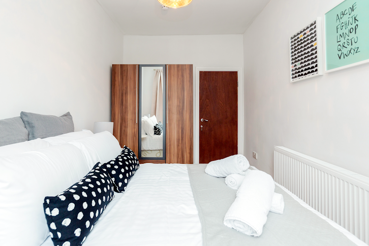 Bedroom at WelcomeStay - Clapham Junction