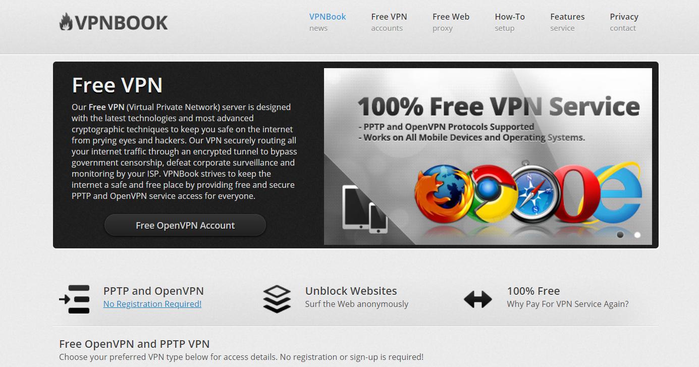 Vpnbook Proxy