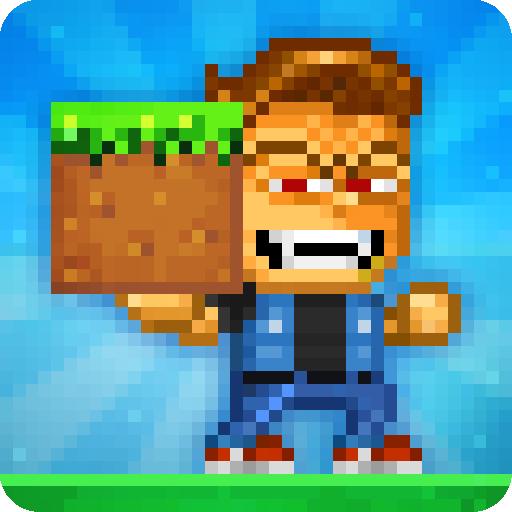 Pixel Worlds : MMO Sandbox - Mondes de pixels