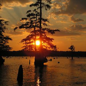 Lake Conway July 2006 Teresa Melton.jpg