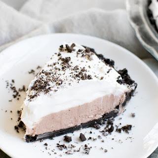 No Bake Oreo Pudding Pie.