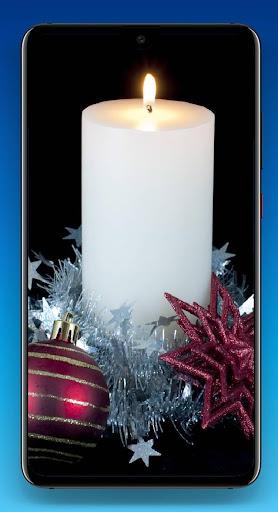 Candles Wallpaper 4K ss2