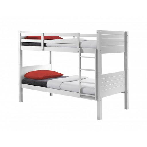 Birlea Dakota Bunk Bed Grey