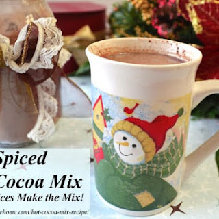 Spiced Hot Cocoa Mix Recipe